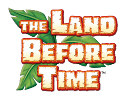 The Land Before Time TV Series Logo