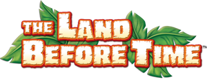 The Land Before Time TV Series Logo 2