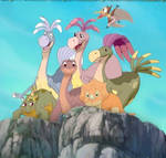 The Land Before Time DVD ROM Screenshot
