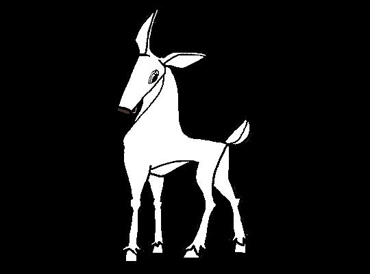 Animal Jam Deer Looking Fashionable Base By
