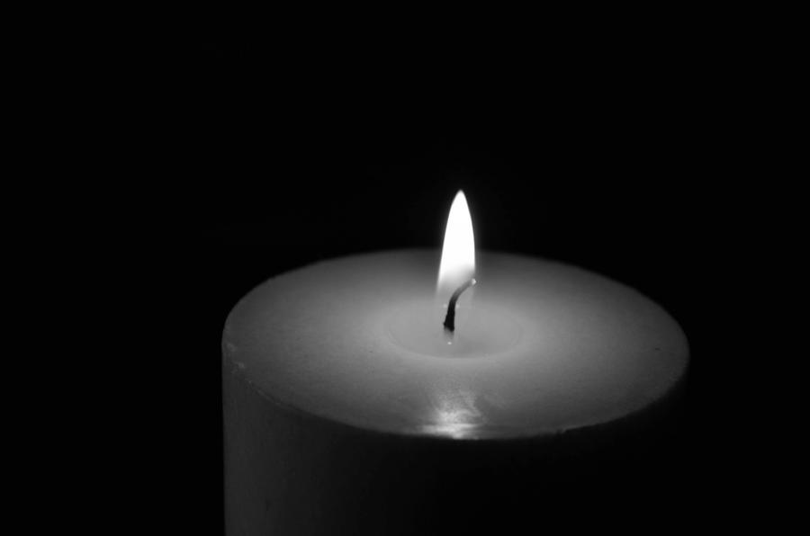candle in the dark - photo #37