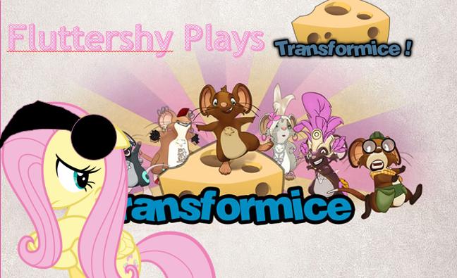 Fluttershy Plays Transformice(read desc) by Annafifteena-Tfm