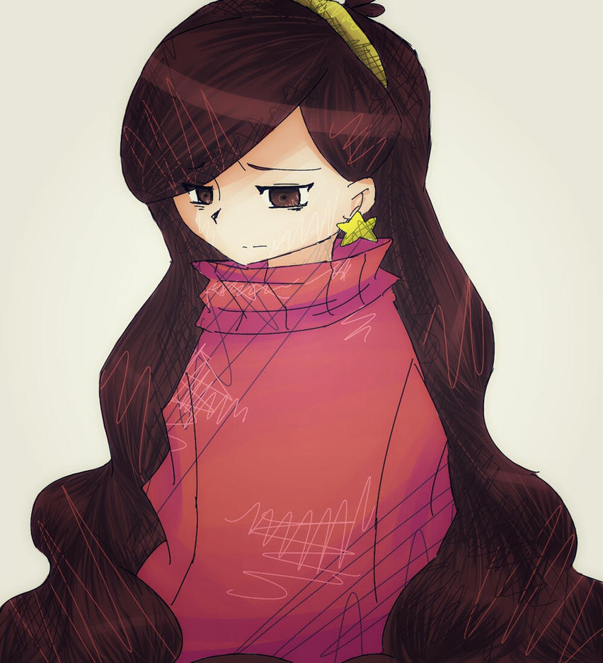 Mabel by KittyInBlue