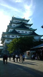 Nagoya Castle by Roy-Flamaku
