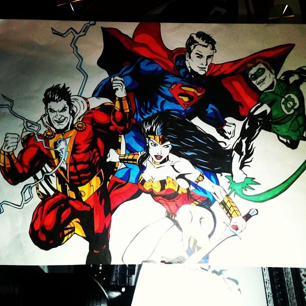 Green Lantern 4 By