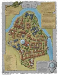 Guild City - Hustleflow Ward by N-Horizons