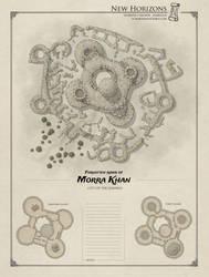 Ruins of Morra Khan by N-Horizons