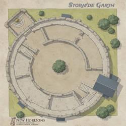 Storm'de Garth by N-Horizons