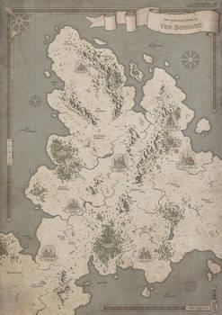 Northen Lands of Yer Samoht