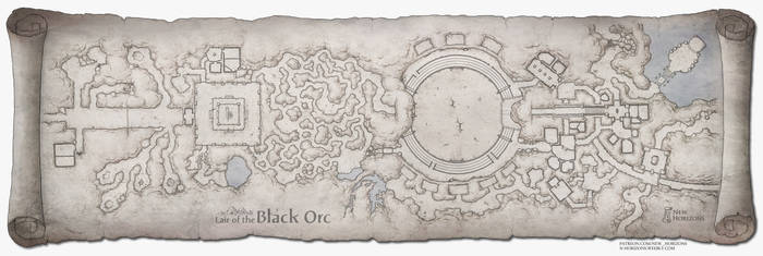 Lair of the Black Orc