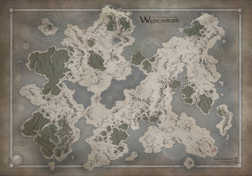 Wyneroton - the fractioned realms