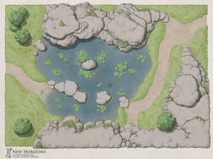 Tranquility Pond