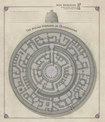 The Round Pyramid of Olynthanais