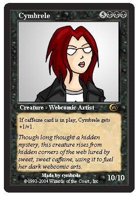 cymbrele's Profile Picture