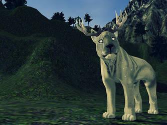 Feline by Myzd