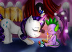 Rarity and Spike