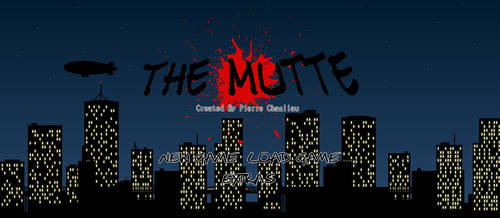 The Mutte - Start Menu (Mock)