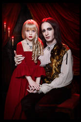 Vampire Family by Wagner