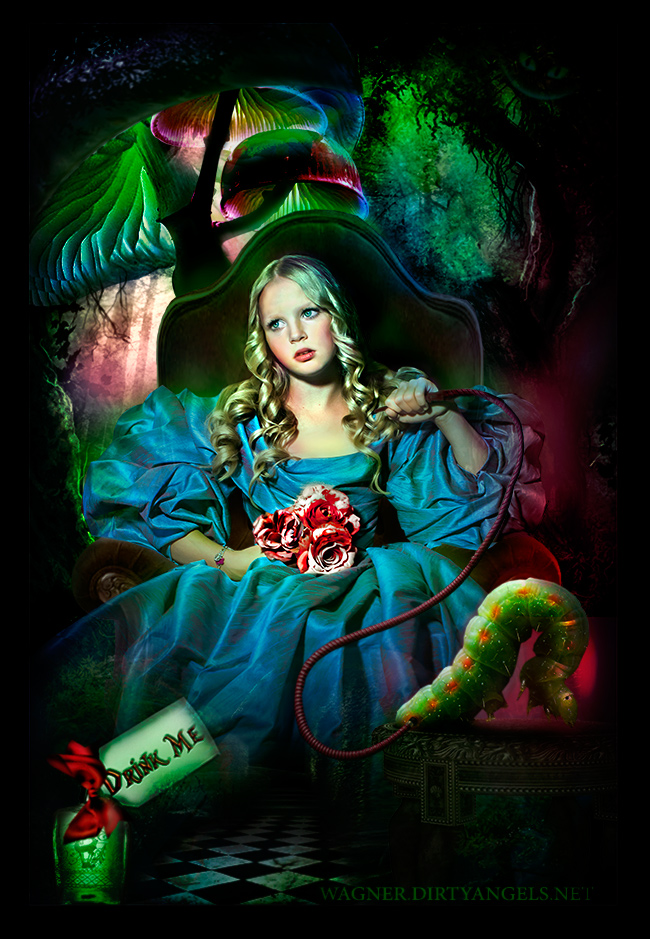 Alice in Wonderland by Wagner