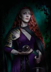 Goddess by Wagner