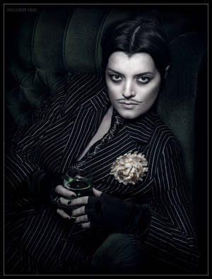 Mr. Addams ID by Wagner
