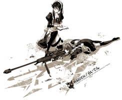 Raiden by P-Shinobi