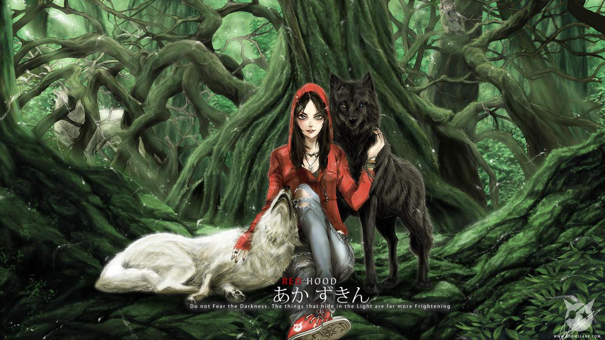 Red Hood by P-Shinobi