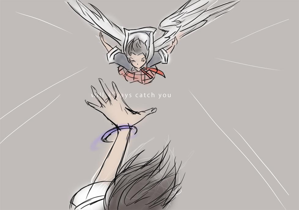 Catch You by P-Shinobi