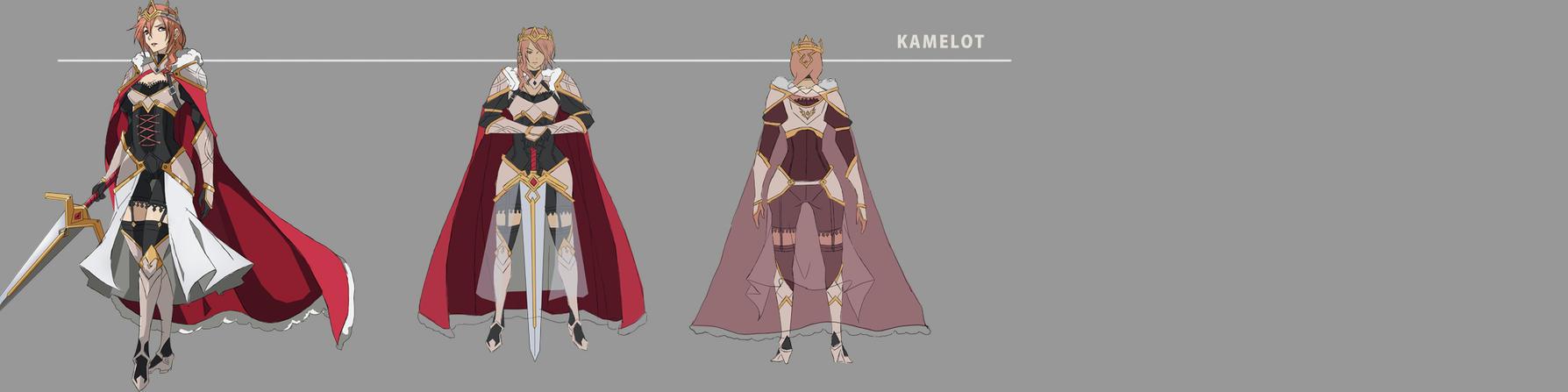 Kameloth by P-Shinobi