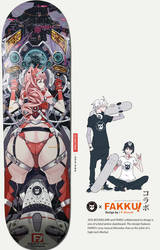 Fakku X Boomslank (EX-Machina) by P-Shinobi
