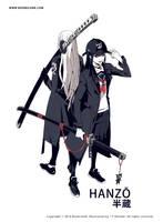Hanzo by P-Shinobi