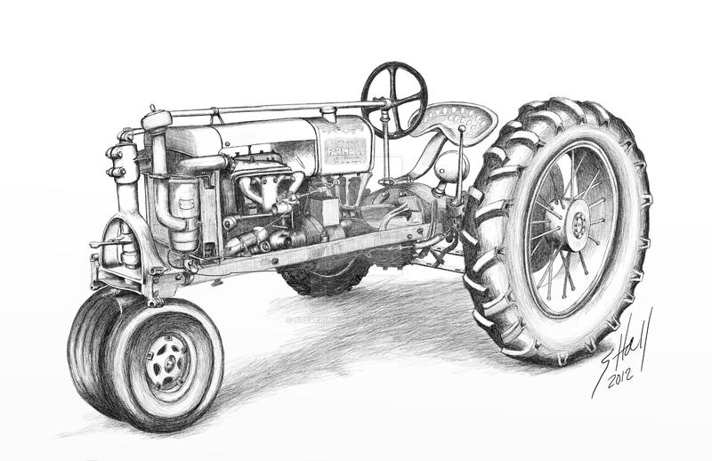 Image Result For Case Tractor Coloring