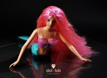Mermaid by dolylob