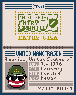 Murica's Passport by DudewingTodd