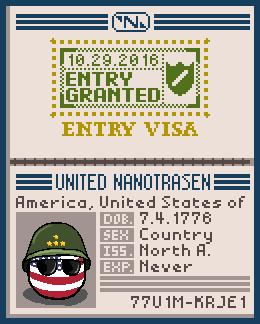 Murica's Passport by DudewingTodd