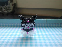 Japanese pearl animal similar Hello Kitty by Zoey-01