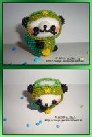 Panda as a Kappa by Zoey-01