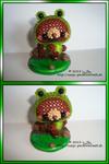 Bear as a frog