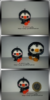 Pearl Penguin from 1.5 mm