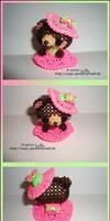 Neon Bear Lady by Zoey-01