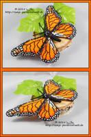 Monarchfalter by Zoey-01