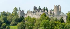 old castle X