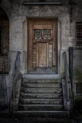 old door by PeterCraver