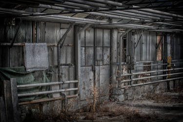 Traces of time I by PeterCraver