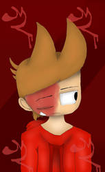 Tord The Red Leader by CrystalHeart25
