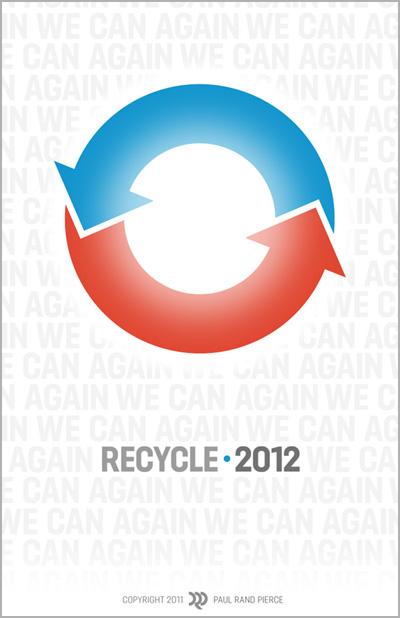 Obama 2012 by paulrandpierce