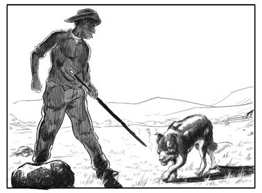illustration for UK 2 by dtoro