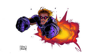 Cannonball Color by dtoro