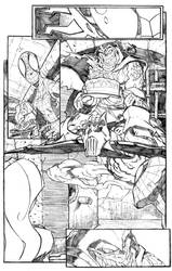 Spiderman page example 2