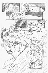 Spiderman page example 4